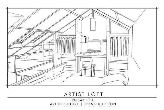 In the Loft- Right