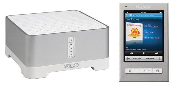 Sonos ZonePlayer Control