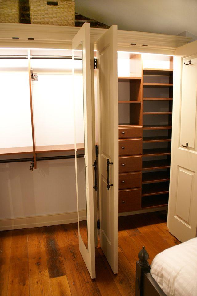 Integrated Closet System