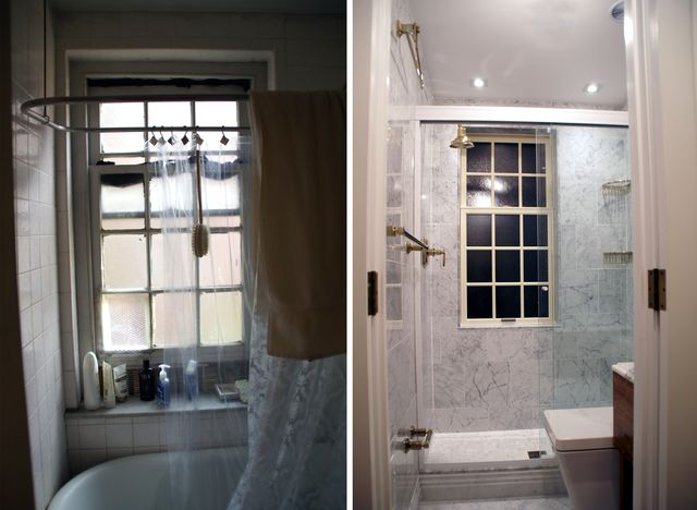 Bathroom Before & After 1